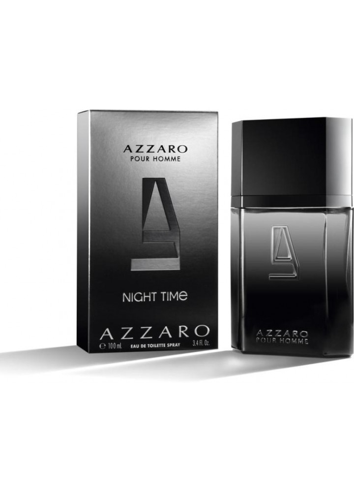 Azzaro Night Time Мъжки парфюм EDT 100 ml