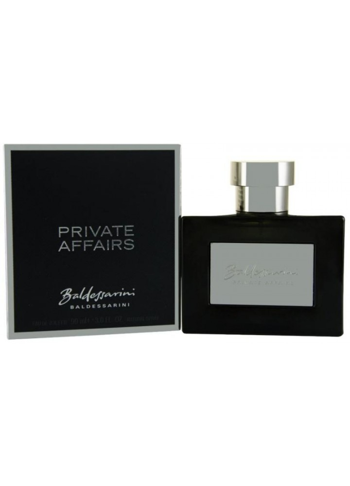 Baldessarini Private Affairs  Мъжки парфюм EDT  90 ml