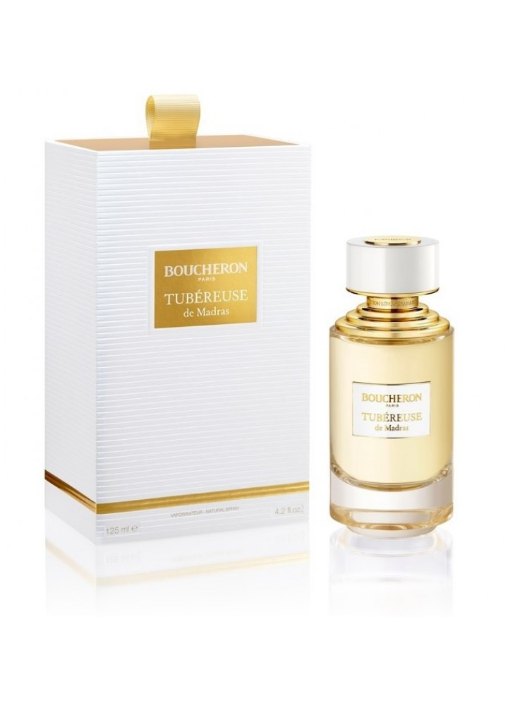 Boucheron Collection Tubereuse de Madras Унисекс парфюм EDP 125 ml