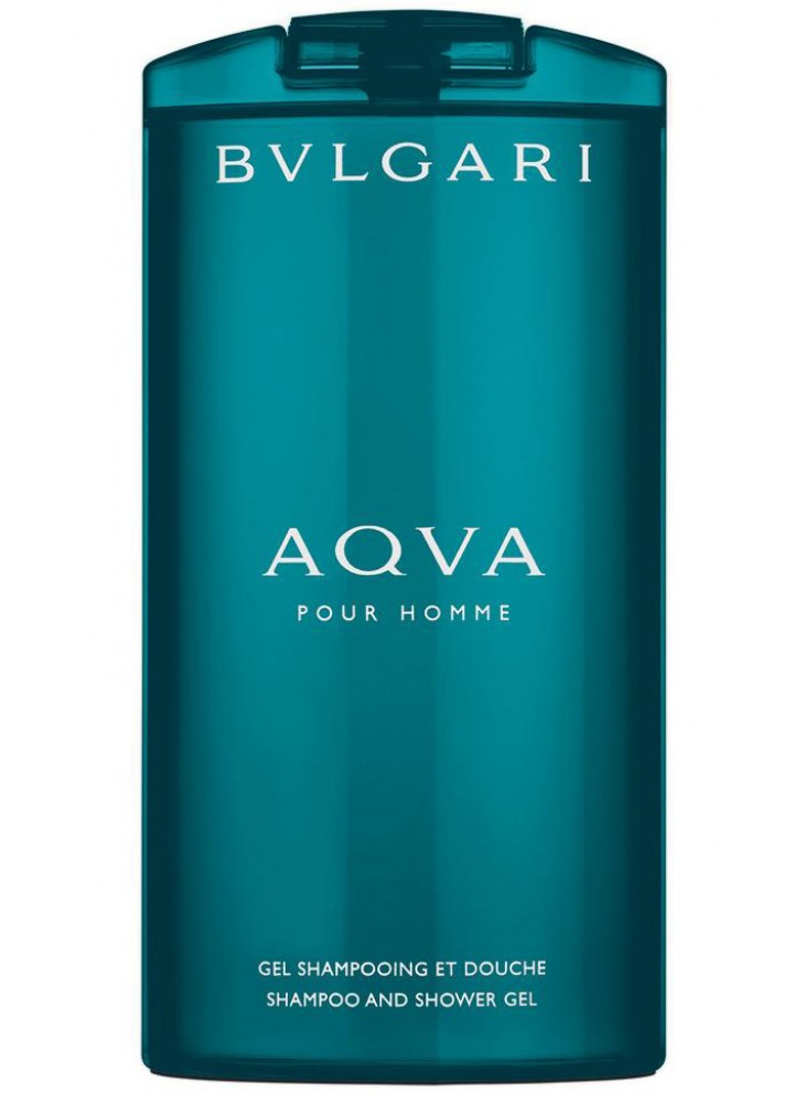 Aqua Мъжки Shower Gel 200 ml