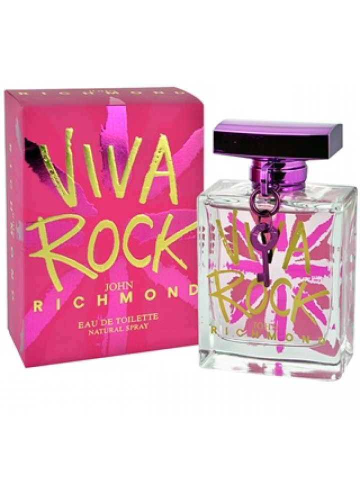 John Richmond Viva Rock Дамски Deo 50 ml