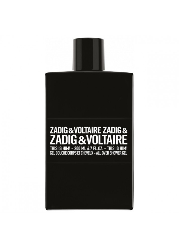 This is Him Мъжки Shower Gel 200 ml