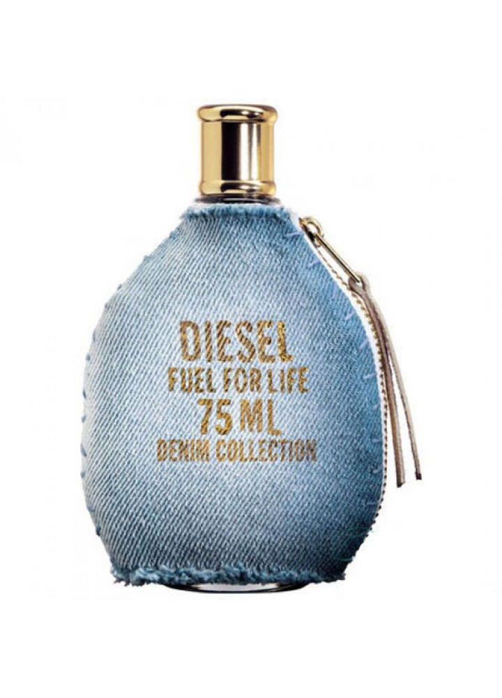 Diesel Fuel for Life Denim Collection Дамски парфюм ТЕСТЕР EDT 75 ml