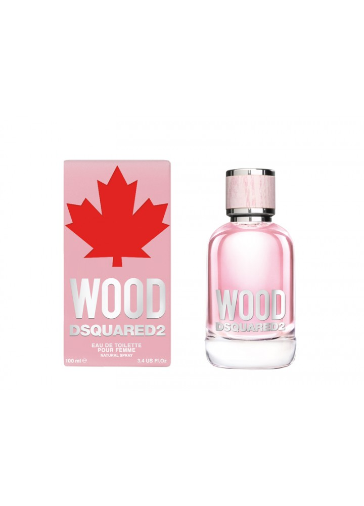 Wood for Her Дамски парфюм EDT 100 ml  new