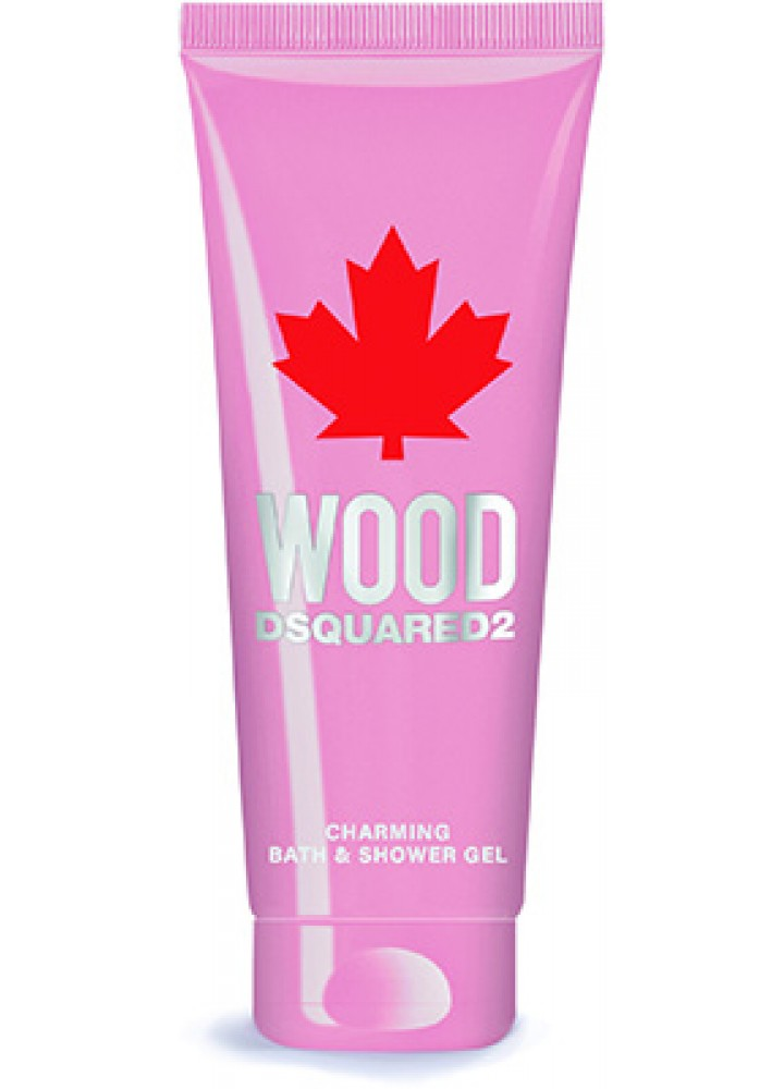 Wood for Her Дамски парфюм Bath&Shower Gel 200 ml