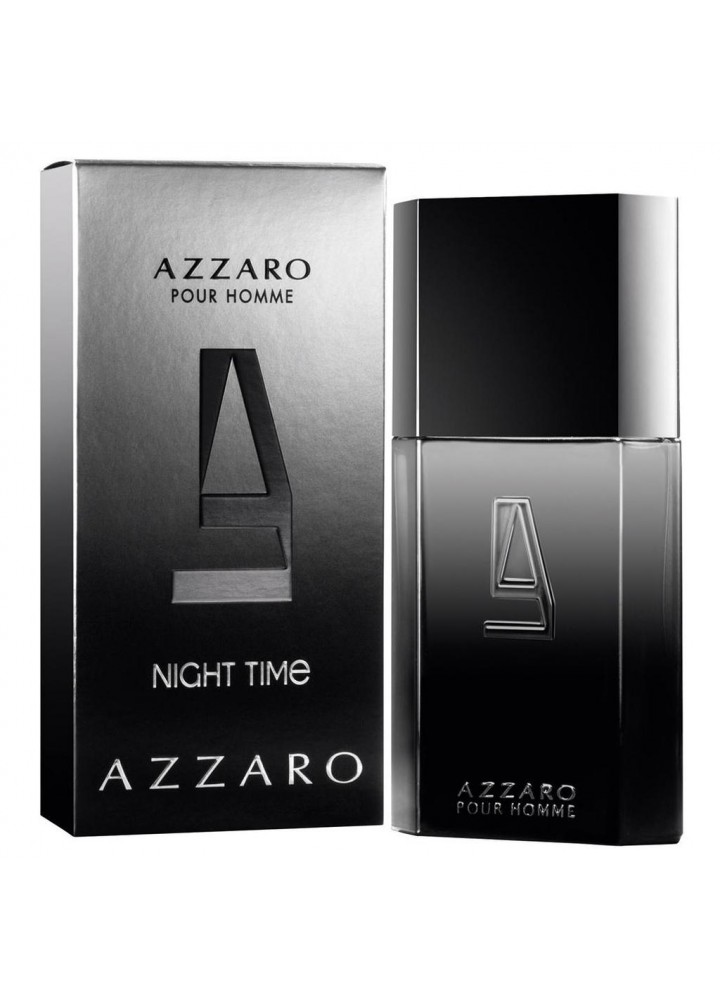 Azzaro Pour Homme Night Time Мъжки парфюм EDT 50 ml