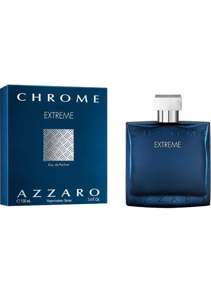 Azzaro Chrome Extreme Мъжки парфюм EDP 100 ml